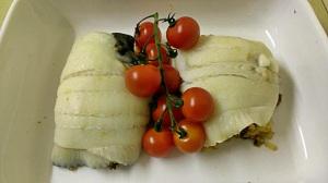 Plaice rolls 2