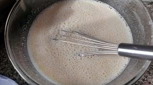Orange brioche puddings 2